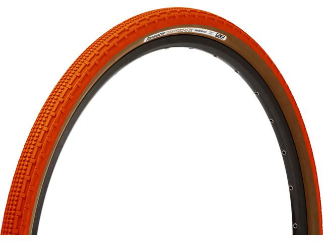 Panaracer GravelKing SK Cubierta Plegable 700x32C TLC, orange/brown